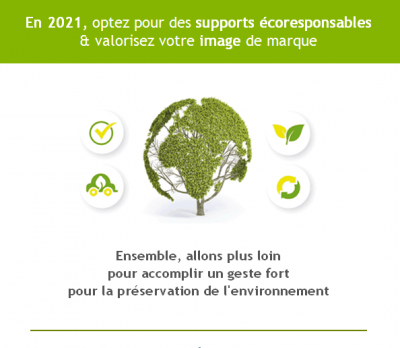 Supports Ecoresponsables et Innovants