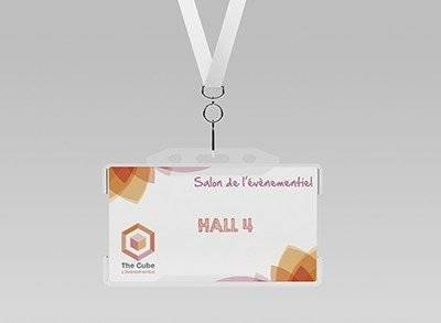 Badges - Cartes PVC