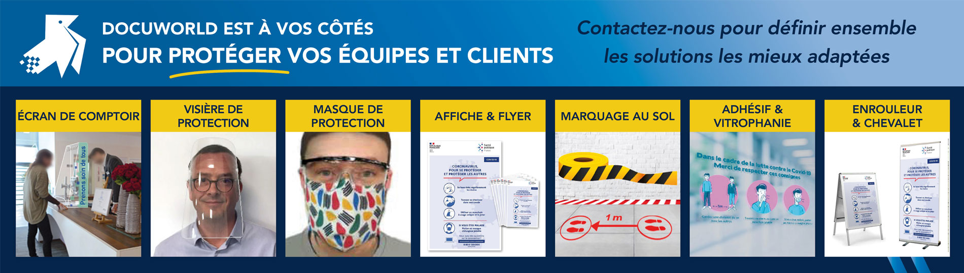 SOLUTIONS DE PROTECTION ET DE COMMUNICATION